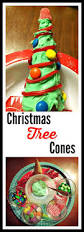 christmas tree cones great christmas countdown activity or for