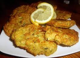 recette de beignet de courgette au curry par la cuisine de nad