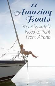 Houseboat Rental Near Los Angeles 11 Boats You Absolutely Need To Rent From Airbnb