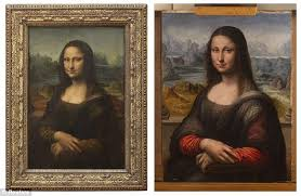 mona lisa copy painted by leonardo da vinci u0027s student unveiled in