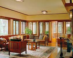 how to decorate a craftsman home woodwork u0026 finishes for the craftsman home arts u0026 crafts homes