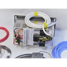pms3 campervan motorhome wiring kit with voltage sensing split charge