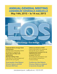 you are invited to celebrate you are invited to eos u0027s agm eos eco energy inc