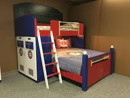 Baseball Bunk Beds Baseball Bunk And Bedroom Custom By Chris Davis Lumberjocks