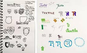 design a logo process zero to logo the creative process in 7 steps dwuser com education