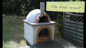 Backyard Pizza Oven Kit by Build Pizza Oven Kit Outdoor Furniture Design And Ideas