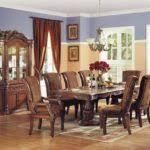 formal dining room sets with china cabinets euskal dining room