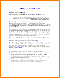 Sample Of A Good Resume Example Of Good Executive Summary Simple Agenda Template Basic