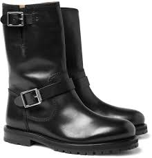 mens biker boots fashion jimmy choo men u0027s york leather biker boots cool men u0027s shoes