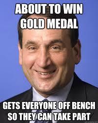 Coach K Memes - good guy coach k memes quickmeme