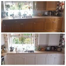 spray painting kitchen cabinets scotland kitchen before after kitchen furniture kitchen