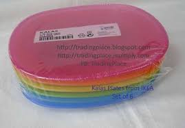 ikea pink plates trading place kalas cup bowl plate cutlery from ikea back on stock