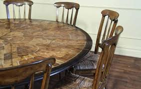 Modern Round Dining Table Sets Dining Room Refreshing Round Dining Table For 6 Size Acceptable