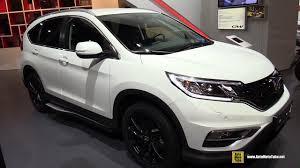 2017 honda cr v diesel exterior and interior walkaround 2016