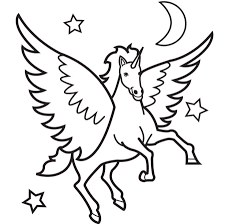 horse coloring pages u2013 wallpapercraft