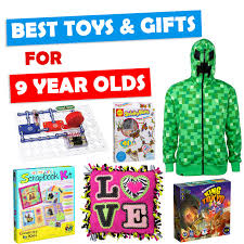 best toys and gifts for 9 year olds 2017 buzz