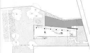 ad classics villa dall ava oma archdaily garden level plan oma