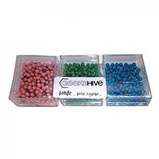 map tacks geekshive s blue pink green map tacks bundle pins