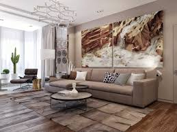Living Room by Beautiful Living Room Artwork Contemporary Awesome Design Ideas