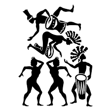 wall decal african dance 3 ambiance sticker mus africandance jpg