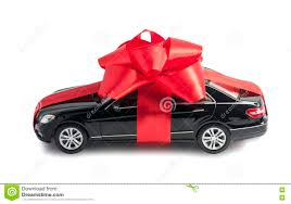 new car gift bow gift car bow stock photos royalty free images