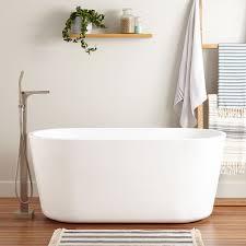 imler acrylic freestanding tub bathroom