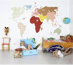 world map wallpaper for kids wallpapersafari