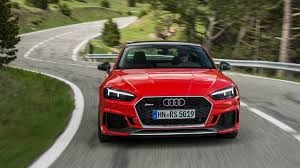2018 audi rs5 first drive boosted for your enjoyment autoblog