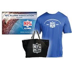 alumni bag player membership 1 year nfl alumni