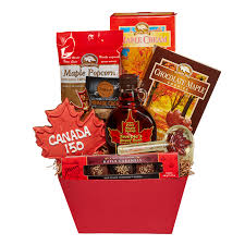canadian gift baskets nutcracker sweet canadian gift baskets canada true
