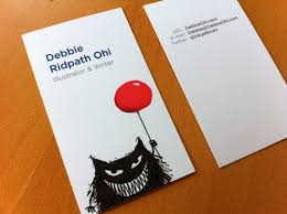 Writer Business Card Taking Mentorship Advice My Revamped Business Cards Scbwi