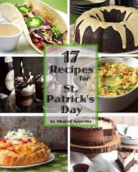 17 recipes for st patrick u0027s day