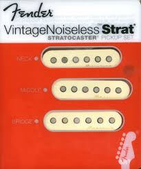 099 2115 000 genuine fender vintage noiseless stratocaster