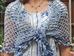 crochet pattern chains of crochet wrap pattern meylah