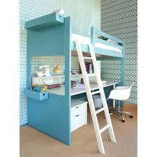 lit sureleve avec bureau lit enfant mezzanine bureau lit mezzanine avec bureau liteblue