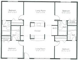 kitchen floor plans galley home design and decor reviews