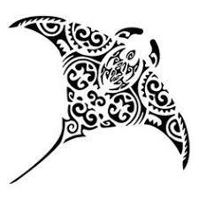 Polynesian Art Designs Ocean Sailing Manta Tattoo Image Tattooing Designs Tats