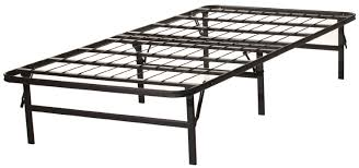 twin bed frame metal bed base high rise 2 brothers mattress best price gurantee