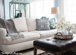 Style A White Sofa How To Decorate A White Couch - White sofa living room decorating ideas