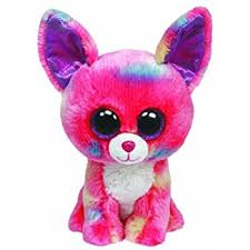amazon ty beanie boos cancun chihuahua plush pink toys u0026 games