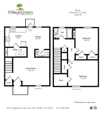 village green dallas a unique cooperative blend of home ownership 3 bedroom 1 bath 1 193 sf