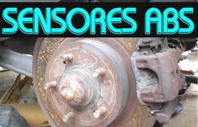 nissan almera por partes como probar sensores de rueda abs parte 1 youtube