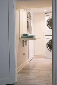 clever storage ideas for your tiny laundry room hgtv create folding station