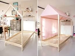 comment faire une cabane dans une chambre diy le fameux lit cabane tête d ange
