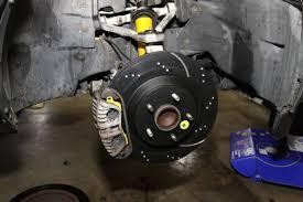 c4 corvette upgrades how to upgrade c4 corvette with ebc brakes pads rotors