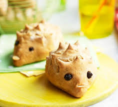 hedgehog rolls recipe bbc good food