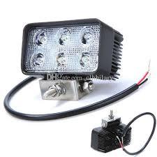 led work lights for trucks 4 3 inch white offroad 12 volt led tractor truck work lights spot