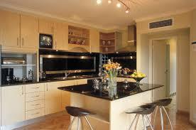 interior kitchen modern interior exterior plan home kitchen design display view 2