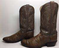 s justin boots size 12 justin boots style 2551 s size 12d brown ebay