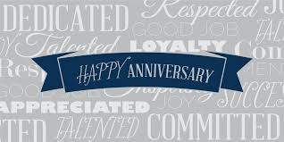 words for anniversary cards words to appreciate anniversary card anniversary by brookhollow